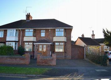 Thumbnail 4 bedroom semi-detached house for sale in Fairway, Kingsley, Northampton