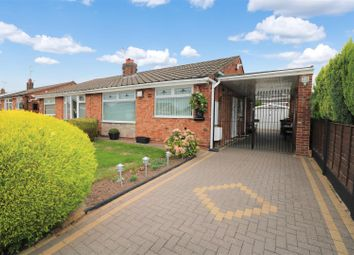 Thumbnail 2 bed semi-detached bungalow for sale in Gardiner Drive, Longton, Stoke-On-Trent
