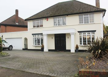 Thumbnail 4 bedroom detached house to rent in Newman's Way, Barnet