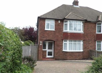 Thumbnail 3 bed semi-detached house for sale in Old Farleigh Road, Selsdon, South Croydon, Surrey