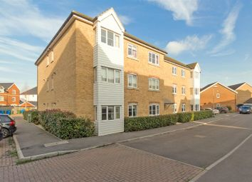 Thumbnail 2 bed flat for sale in Easton Drive, Great East Hall, Sittingbourne