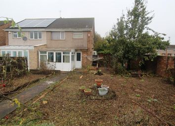 Thumbnail 3 bed semi-detached house for sale in Swainswick, Whitchurch, Bristol
