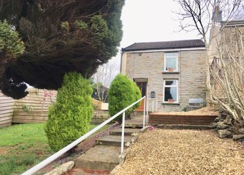 Thumbnail 2 bed detached house for sale in Bedw Street, Porth