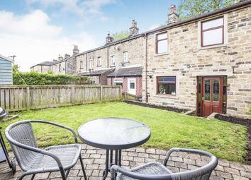 Thumbnail 3 bed terraced house for sale in Broad Carr Terrace, Holywell Green, Halifax, West Yorkshire