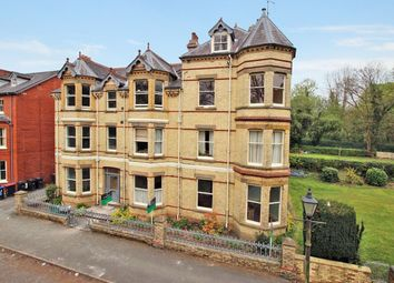 Thumbnail 3 bed flat for sale in Park Terrace, Llandrindod Wells