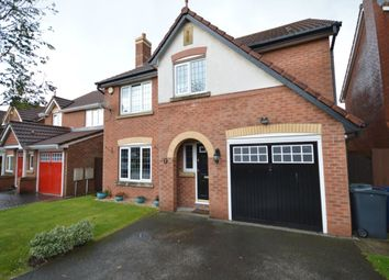 Thumbnail 4 bed detached house for sale in Fieldview, Upholland, Skelmersdale