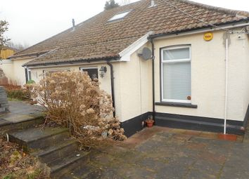 Thumbnail 4 bed detached bungalow for sale in Caemawr Road, Porth