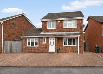 Thumbnail 3 bed detached house for sale in Swincombe Rise, West End, Southampton