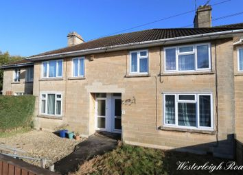 Thumbnail 3 bed terraced house for sale in Westerleigh Road, Combe Down, Bath