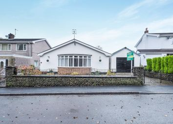 Thumbnail 3 bedroom detached bungalow for sale in Maes Mawr Road, Crynant, Neath