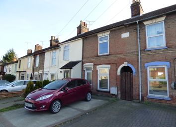 Thumbnail 2 bed terraced house for sale in Bramford Road, Ipswich, Suffolk