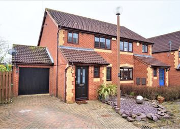 Thumbnail 3 bedroom semi-detached house for sale in Mayer Gardens, Shenley Lodge