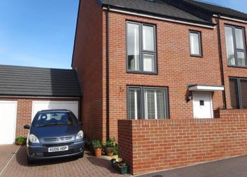 Thumbnail 3 bed semi-detached house for sale in Teagues Way, Cinderford