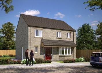 Thumbnail 4 bed detached house for sale in Longlieve Gardens, Pilsley, Chesterfield, Derbyshire