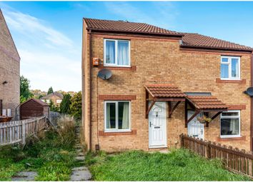 Thumbnail 2 bedroom semi-detached house for sale in Raynville Rise, Bramley, Leeds