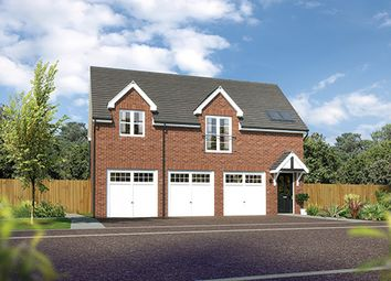 "Thumbnail 2 bed detached house for sale in ""Rydal"" At Arrowe Park Road, Upton, Wirral CH49, Upton, Wirral,"