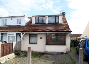 Thumbnail 4 bed semi-detached house for sale in New Bristol Road, Worle, Weston-Super-Mare