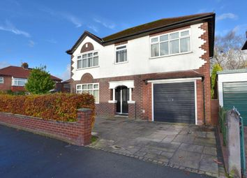 Thumbnail 4 bed detached house for sale in Fortescue Road, Offerton, Stockport