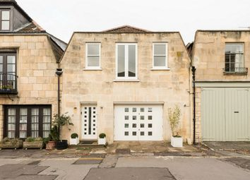 Thumbnail 1 bedroom terraced house for sale in Pulteney Mews, Bath