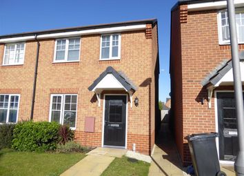 2 bed semi-detached house for sale in Brackley Crescent, Warwick CV34