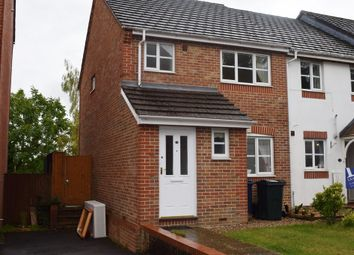 Thumbnail 3 bed end terrace house to rent in Vanguard Close, High Wycombe