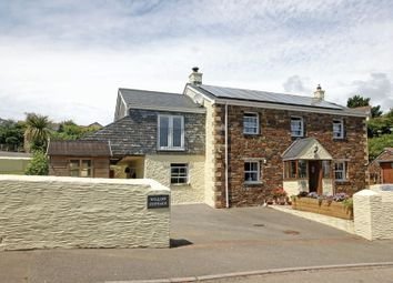 Thumbnail 4 bed detached house for sale in Place View Road, St. Mawes, Truro