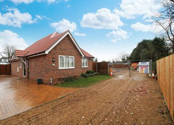 Thumbnail 3 bed detached bungalow for sale in Abbots Road, Colchester