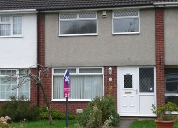 Thumbnail 3 bed terraced house to rent in St. Illtyds Close, Dinas Powys