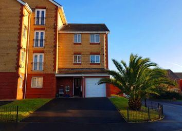 Thumbnail 3 bed town house to rent in Gerddi Margaret, Barry Waterfront, Barry