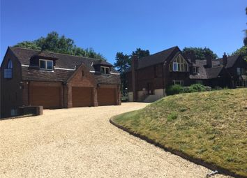 Thumbnail 5 bedroom detached house for sale in Granham Hill, Marlborough, Wiltshire
