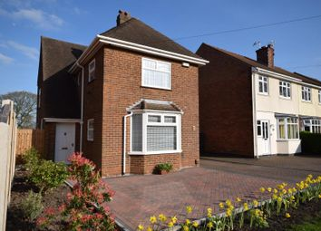 Thumbnail 3 bed detached house for sale in Blagreaves Lane, Littleover, Derby
