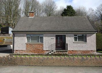Thumbnail 2 bed detached bungalow for sale in Quarry Road, Locharbriggs, Dumfries