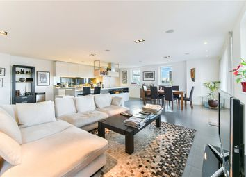 Thumbnail 3 bedroom flat for sale in Wharf Road, London