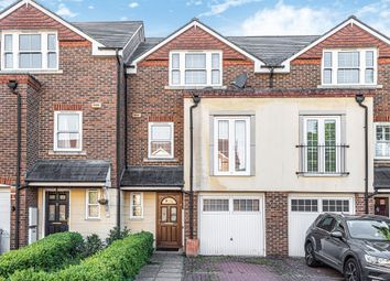 Thumbnail 4 bed town house for sale in Wyndhurst Close, South Croydon