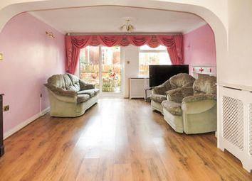 Thumbnail 3 bedroom detached house for sale in Gainsborough Avenue, Bradwell, Great Yarmouth
