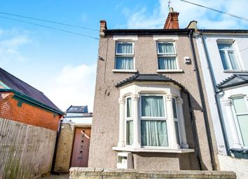 Thumbnail 4 bedroom end terrace house for sale in Craven Park Road, Stamford Hill, Haringey, London