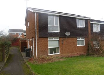 Thumbnail 2 bed flat for sale in Tudor Walk, Newcastle Upon Tyne