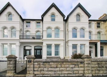 6 bed terraced house for sale in The Promenade, Castletown IM9