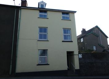Thumbnail 1 bed flat to rent in East Street, Okehampton
