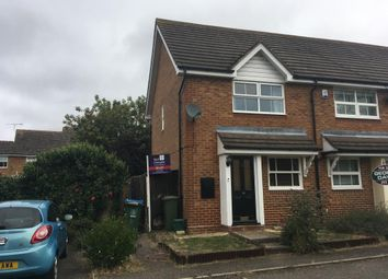 Thumbnail 2 bed end terrace house to rent in Whitley Court, Aylesbury