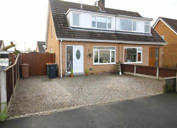 Thumbnail 3 bed semi-detached house for sale in Northgate, Goosnargh, Preston