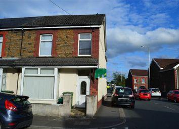 Thumbnail 4 bed end terrace house for sale in Tudor Street, Rhydyfelin, Pontypridd, Mid Glamorgan
