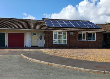 3 bed terraced bungalow for sale in Griffin Close, Norton-In-Hales, Market Drayton TF9