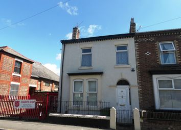 Thumbnail 3 bed end terrace house for sale in Old Chester Road, Rock Ferry, Birkenhead