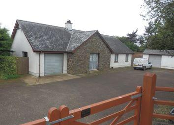 Thumbnail 3 bed detached bungalow for sale in Talgarreg, Llandysul
