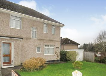 3 bed semi-detached house for sale in St. Marys Road, Plympton, Plymouth PL7