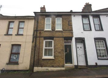 Thumbnail 2 bed terraced house to rent in Wykeham Street, Strood