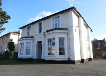 Thumbnail 1 bed flat to rent in Albert Road, Wolverhampton