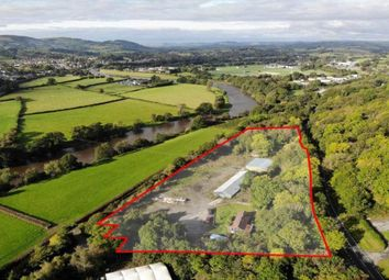 Thumbnail Light industrial for sale in Land At Woodwise, Builth Wells