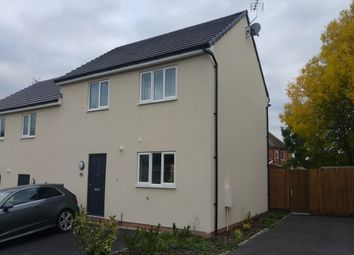 Thumbnail 3 bed semi-detached house to rent in East Leake, Loughborough
